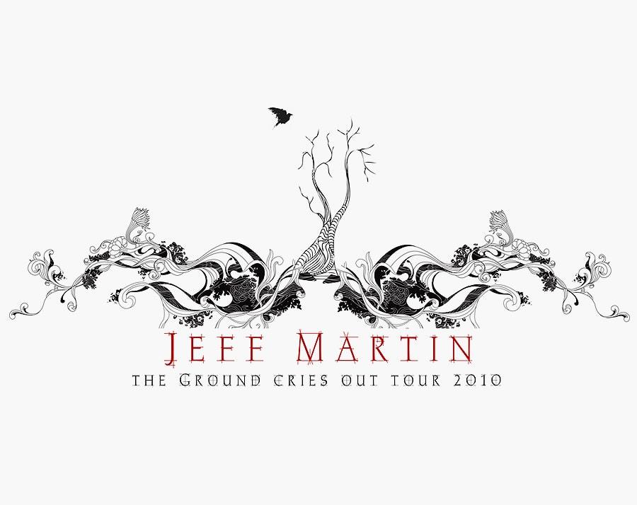 Jeff Martin - T-Shirt