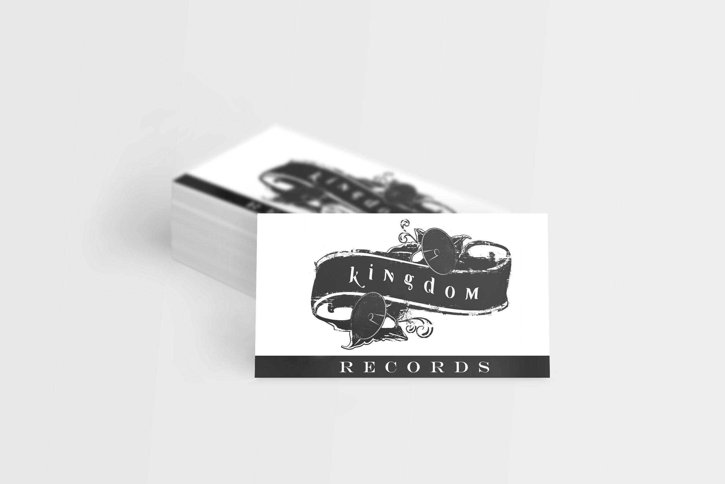 Kingdom Records Logo