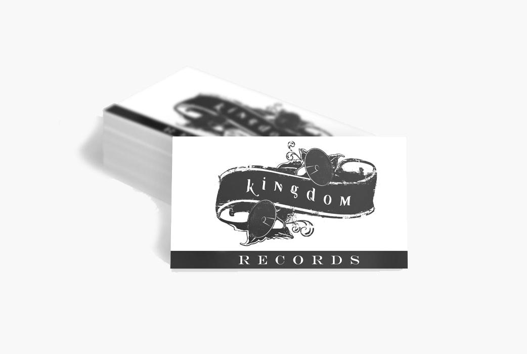 Kingdom Records-Logo