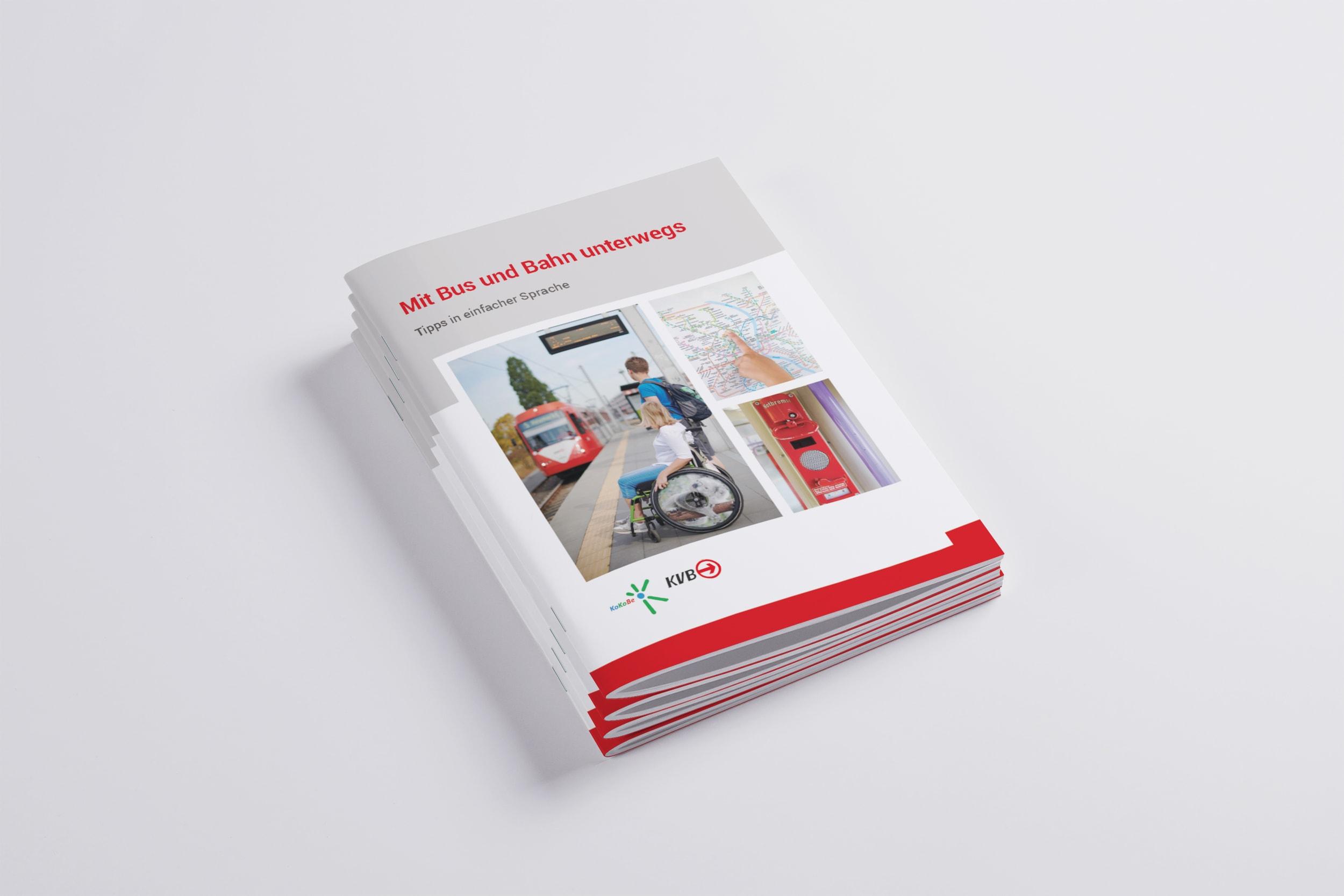 KVB Broschüre